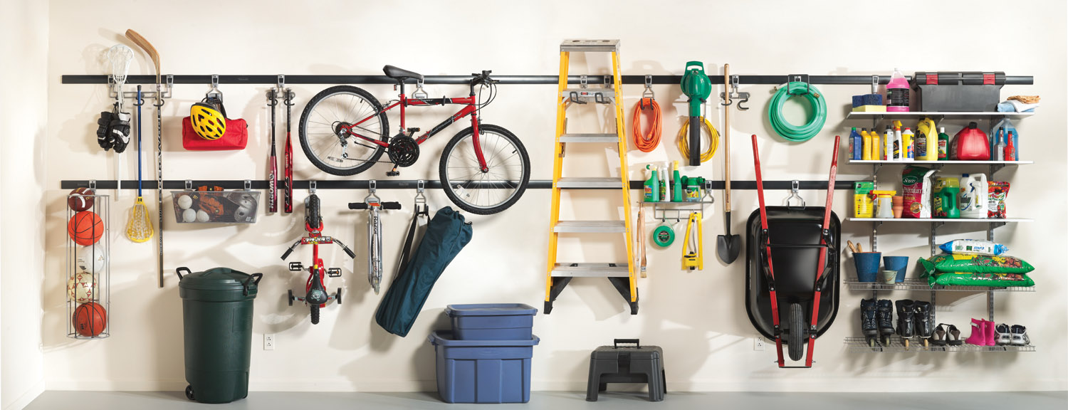 Custom Garage Shelving Rockford
