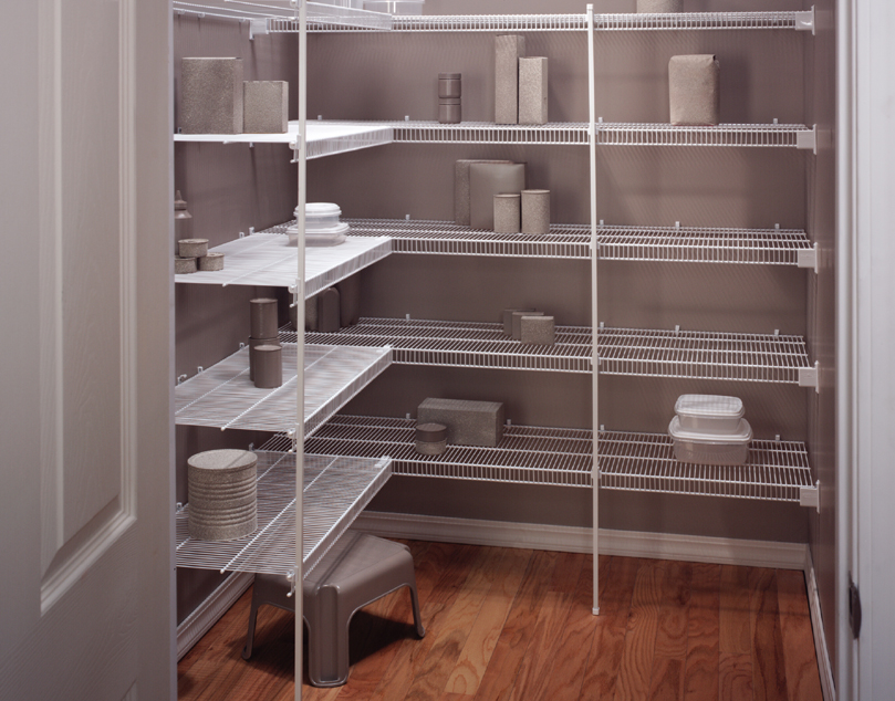 Shelving Unlimited In Rockford Custom Closets And Shelving