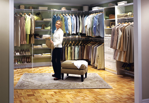 Custom Closets Rockford