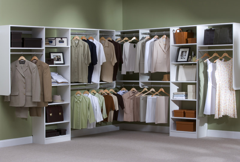 Walk in Closet Rockford IL
